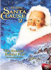 New/Sealed ( DVD 2003, Full Screen) SANTA CLAUS 2 - Tim Allen- Same Day Shipping