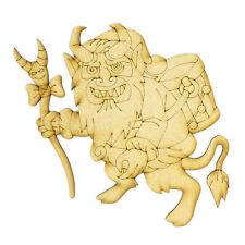 MDF Shape Dog 10 GOLDEN DOODLE  MDF cutouts keyring 5 SIZES FREE Hole DOGW219
