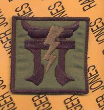 SIGNAL 187 Inf 3 Bde 101st Airborne HCI Helmet patch B