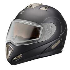 OEM Polaris Black Matte Modular 1.0 Helmet Injected Molded Plastic Shell