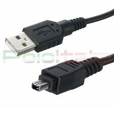 Cavo da 1 a 3m USB 2.0 maschio FIREWIRE 4p IEEE 1394 adattatore dati pc mini dv
