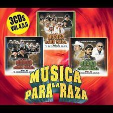 Musica Pa'La Raza, Various Artists, New Box set