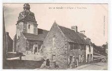 Eglise et Vieux Puits Le Faquet France postcard