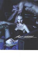 PUBLICITE  2012  BRIAN ATWOOD haute couture