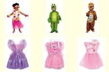 Neu Fasching Kostüm Karneval Kinder Prinzessin Fee Drachen Tiger Katze Hawaii