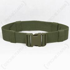 Lanzamiento Rápido Ejército Cinturón Color Opción - Militar Pantalón Lona