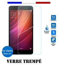 Protecteur d'Écran pour Xiaomi Redmi 4X   Verre Trempe Premium 9H