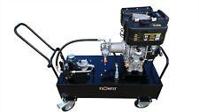 Loncin Motore Diesel Guidato, Idraulico Doppio Agendo Potenza Unità