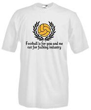 T-shirt Football J828 Maglietta Ultras Maglia Old School