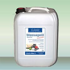 Liscio Med 1 und Med 1 soft+  Massageöl neutral in Arzneibuchqualität