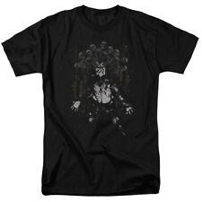 Predator Trophies Mens Short Sleeve Shirt Black