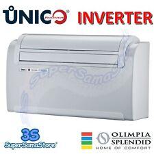 3S CLIMATIZZATORE UNICO DC INVERTER OLIMPIA SPLENDID 4 MODELLI 09 12 - SF HP