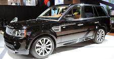 Land Rover Brand Range Rover Sport 2010-2013 OEM Autobiography GT Full Body Kit