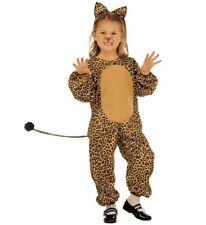 Costume Carnevale Bimba Travestimento Leopardo Maculato PS 19943
