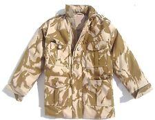 Desert Camo Combat Giacca Imbottita Boy 11-12 Esercito Britannico Soldato Mimetico Cappotto