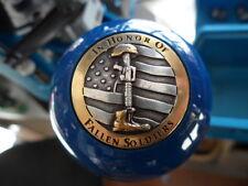In Honor Of Fallen Soldiers #2 Shift Knob Transfer Jeep Wrangler YJ TJ or JK