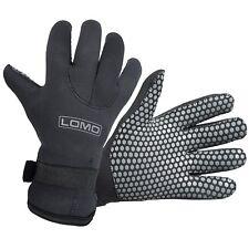 Lomo 5mm Neoprene Gloves - Diving, Watersports, Jet Skiing, Snorkelling