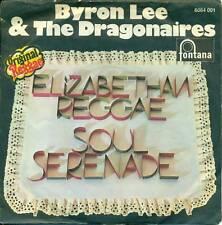 "BYRON LEE & DRAGONAIRES - ETÀ ELISABETTIANA REGGAE 7"" (S643)"