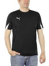 PUMA KC équipe Ticino Maillot Homme Tee-shirt noir maillot d'entraînement