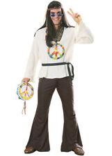 Groovin Man 70s Hippy Disco Costume