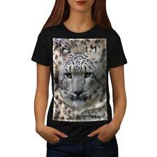 Big cat Beast Wild Animal Women T-shirt S-2XL NEW | Wellcoda
