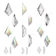 (Any Size / Qty.) Swarovski (Kite Trapeze Diamond Shape) No Hotfix Rhinestone