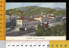 27175] SAVONA - STAZIONE FERROVIARIA LETIMBRO