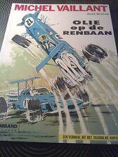 Michel Vaillant, Olie op de Renbaan, door Jean Graton Album #18 (2e hands)