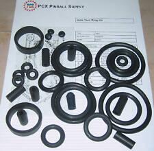 1996 Williams Junk Yard Pinball Machine Rubber Ring Kit