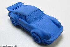 Radiergummi Kult Porsche 930 Turbo blau Tombola Kindergeburtstag