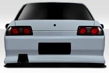 Duraflex R32 4dr V-speed Rear Bumper Body Kit 1 Pc For Nissan Skyline