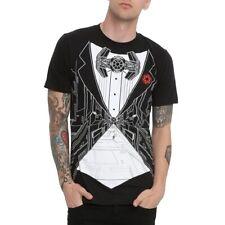 Star Wars Tie Fighter Tux Costume T-Shirt New