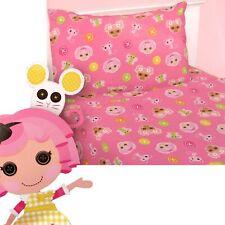 Lalaloopsy Jewel Easycare Polyester Cotton Sheet Set - SINGLE DOUBLE