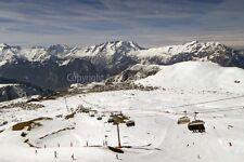 ALPE D'HUEZ SKI RESORT Rhone Alpes France Photographie Photo Poster Art Print
