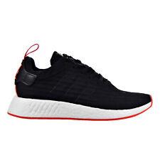 Adidas NMD_R2 PK Men's Shoes Core Black/Core Red ba7252