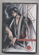 NEUF DVD SAMURAI DEEPER KYO VOLUME1  MANGA SOUS BLISTER ANIMATION JAPONAISE
