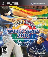 Little League World Series Baseball 2010 (Sony PlayStation 3, 2010)