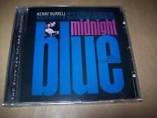 CD-KENNY BURRELL-MIDNIGHT BLUE NOTE 1999 CAPOLAVORO JAZZ GUITAR NUOVO SIGILLATO!