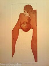 AMADO PENA EL MANTON ETCHING/EMB 2011 Gallery $1,690