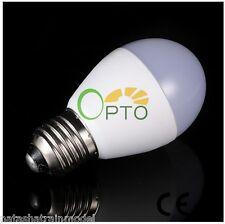 Lampadina lampada a goccia 18 LED 2835 luce calda o solare 3000K 5500K  9W E27
