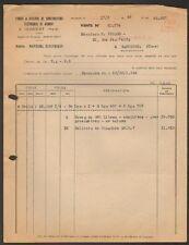 JEUMONT (59) FORGES & ATELIERS DE CONSTRUCTION ELECTRIQUES en 1948