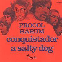 PROCOL HARUM Conquistador FR Press SP