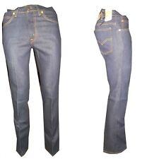 Jeans Levis 417 sta prest levi's bootcut zampa elefante blu W26 27 28 29 nuovi