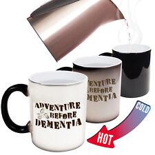 Funny Mugs Adventure Before Dementia Motorcross Travel   Camp Trip Magic MUG