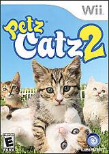 Petz: Catz 2 -- Nintendo Wii Game -- GOOD CONDITION