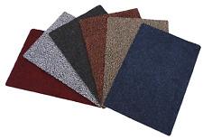 Schmutzfangmatte Matte Fußmatte 6 Farben waschbar 30° ohne Rand ca. 40 x 60 cm