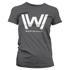 Officially Licensed Westworld Logo Women's T-Shirt S-XXL Sizes