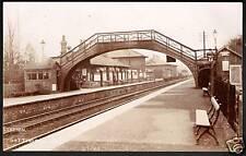 Cottingham nr Willerby, Beverley & Hull. Station.