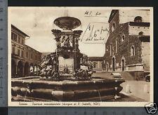 [16995] RAVENNA - FAENZA - FONTANA MONUMENTALE _ 1948