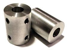 8x8mm solid coupleur idéal pour imprimante 3D, reprap cnc, assemblage rigide 8mm - 8mm